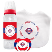 Philadelphia Phillies Baby Fanatic Gift Set
