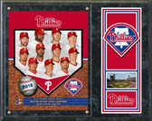 Philadelphia Phillies 2012 Team Plaque