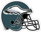 "Philadelphia Eagles 12"" Vinyl Magnet Set Of 2 98717"