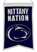 Penn State Nittany Lions Wool Nations Banner