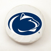 Penn State Nittany Lions White Tire Cover, Large