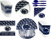 Penn State Nittany Lions Party Supplies Pack #2