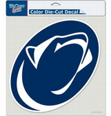 """Penn State Nittany Lions Die-Cut Decal - 8""""x8"""" Color"""