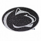 Penn State Nittany Lions Bling Auto Emblem