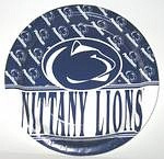 "Penn State Nittany Lions 9"" Dinner Paper Plates"