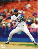 Paul Wilson New York Mets Signed 8x10 Photo