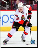 Ottawa Senators Erik Karlsson 2013-14 Action 16x20 Stretched Canvas