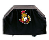 "Ottawa Senators 72"" Grill Cover"