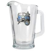 Orlando Magic 60oz Glass Pitcher