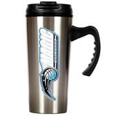 Orlando Magic 16oz Stainless Steel Travel Mug