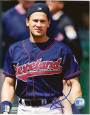 Omar Vizquel Cleveland Indians Signed 8x10 Photo #5