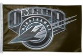 Omaha Nighthawks 3'x5' Flag