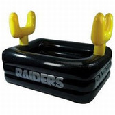 Oakland Raiders Inflatable Field Swimming Pool