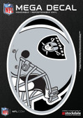 "Oakland Raiders 5""x7"" Mega Decal"