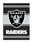 Oakland Raiders 2-Sided 28 x 40 House Banner