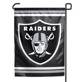"Oakland Raiders 11""x15"" Garden Flag"