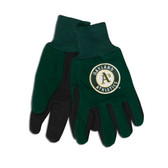 Oakland Athletics Two Tone Gloves