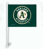 Oakland Athletics Car Flag