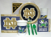 Notre Dame Fighting Irish Party Supplies Pack #1