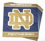 Notre Dame Fighting Irish Lunch Napkins