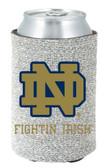 Notre Dame Fighting Irish Kolder Kaddy Can Holder - Glitter