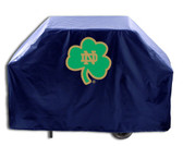 "Notre Dame Fighting Irish 72"" Grill Cover GCNVNotreDameSham-72"