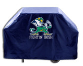 "Notre Dame Fighting Irish 72"" Grill Cover GCNVNotreDameFI-72"