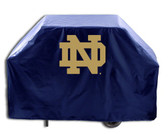 "Notre Dame Fighting Irish 72"" Grill Cover"