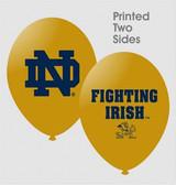 """Notre Dame Fighting Irish 11"""" Latex Balloons"""