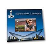 NFL Super Bowl 45 Scrapbook