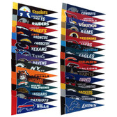 NFL Mini Pennant Set RICOFBMP