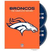 NFL History of the Denver Broncos  DVD