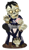 New York Yankees Zombie Figurine - On Logo