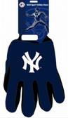 New York Yankees Two Tone Gloves