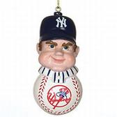 New York Yankees Slugger Ornament