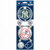 New York Yankees Prismatic Stickers