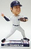 New York Yankees Joba Chamberlain On Field Bobblehead