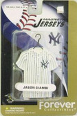 New York Yankees Jason Giambi Jersey Magnet