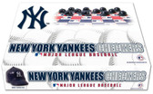 New York Yankees Checker Set
