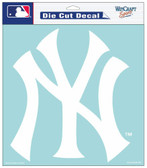 "New York Yankees 8""x8"" Die-Cut Decal"
