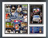 New York Yankees 2009 World Series Champions Milestones & Memories Framed Photo