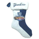 New York Yankees 2009 World Series Champions Christmas Stocking