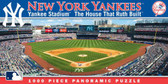 New York Yankees 1000 Piece Ballpark Puzzle