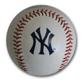 """New York Yankees """"NY"""" Logo  Baseball"""