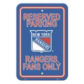 New York Rangers Car Flag with Wall Bracket 80204