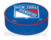 New York Rangers Bar Stool Seat Cover
