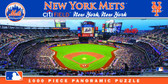 New York Mets Panoramic Stadium Puzzle