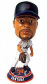 New York Mets Johan Santana Phathead Bobblehead