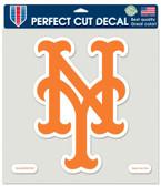 """New York Mets Die-Cut Decal - 8""""x8"""" Color"""