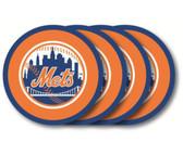 New York Mets Coaster Set - 4 Pack